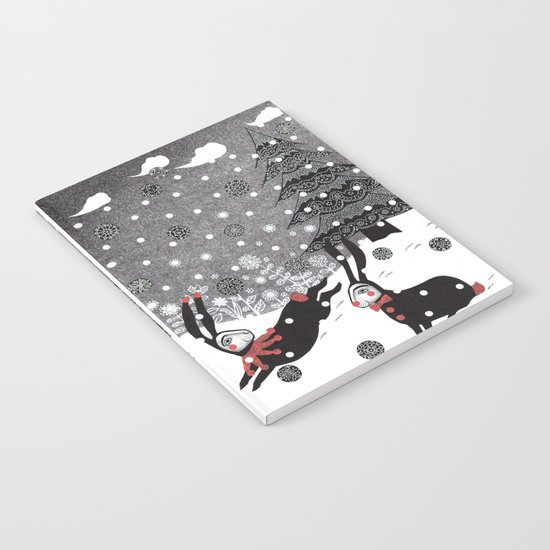 Snow Carnival Notebook