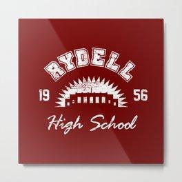 Rydell High School. Metal Print