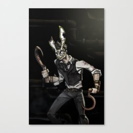 Splicer Canvas Print