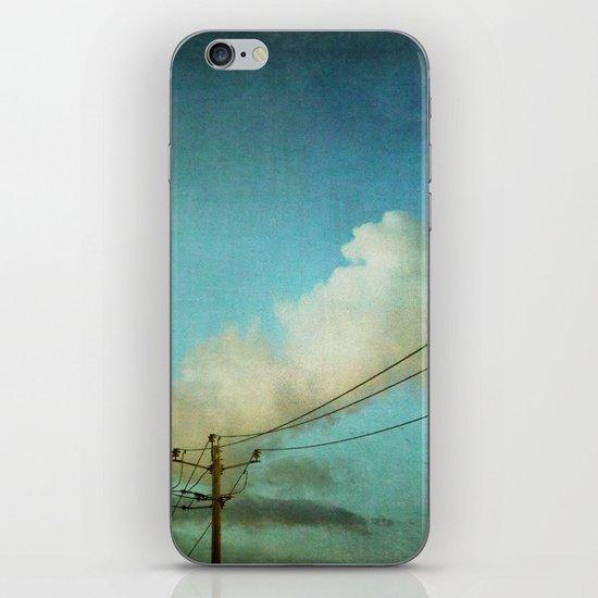 Late Evening Sky iPhone & iPod Skin