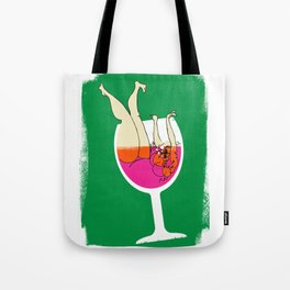 Drink Responsibly - Don't Spill your Drink Tote Bag