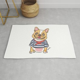 French Sailor Rug