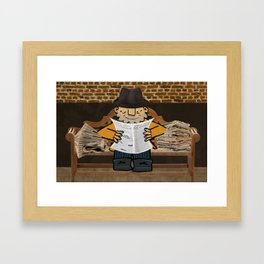 Afonso Larguinho Framed Art Print