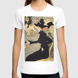Henri de Toulouse-Lautrec - Divan Japonais T-shirt