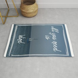 All You Need is Wind Rug