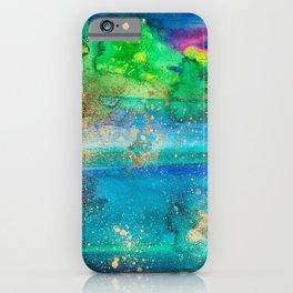 Lake Kayaking iPhone Case