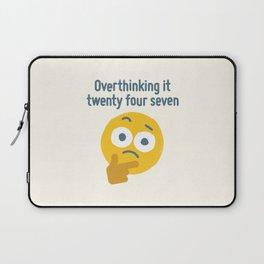 Leave Dwell Enough Alone Laptop Sleeve