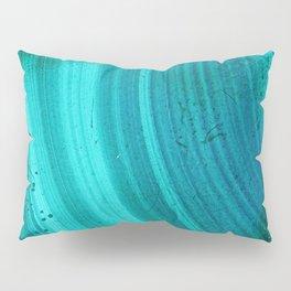 Turquoise Halos Pillow Sham