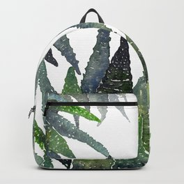 Giant succulents Backpack