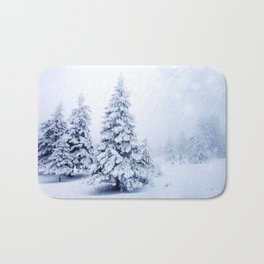 Beauty Pines Bath Mat