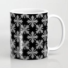 Medieval Iron Crosses Pattern Coffee Mug