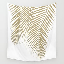Summer Palm Leaves #1 #tropical #decor #art #society6 Wall Tapestry