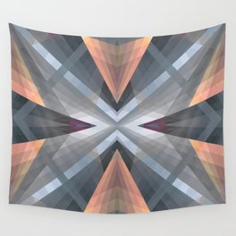 Geometric Mandala 08 Wall Tapestry