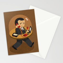 mobile office Stationery Cards