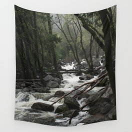 Lost in Califorina Wall Tapestry