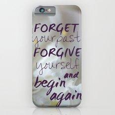 Begin again iPhone 6 Slim Case