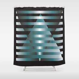 Treasure No. 5 Shower Curtain