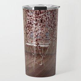 Electric Flowers Travel Mug