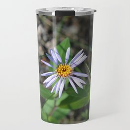 Arctic Aster in the Summertime Travel Mug