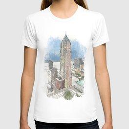 Cleveland Key Tower T-shirt