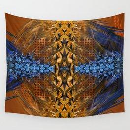 Spiny Spinny Thorny Horny Wall Tapestry