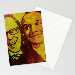 Vic & Bob Shoot Smell At Dove From Above? Stationery Cards