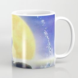 Snoopy Nebula Coffee Mug