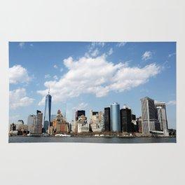 Manhattan, New York City Rug