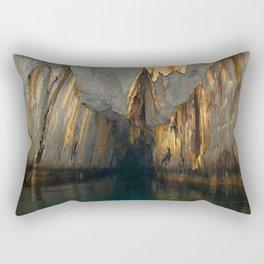 Philippines Cave Rectangular Pillow