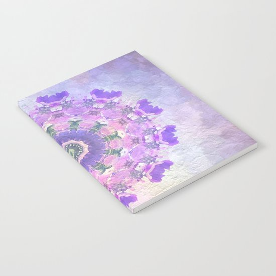 Circle of Flowers Notebook