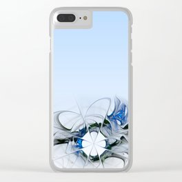 elegance for your home -4- Clear iPhone Case