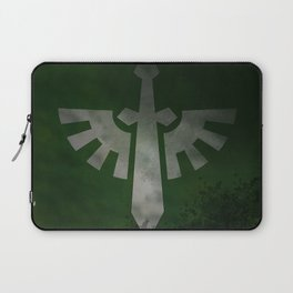 Repent! For tomorrow you die! Laptop Sleeve