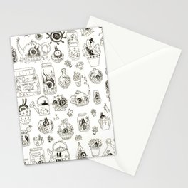 Terrariums Stationery Cards