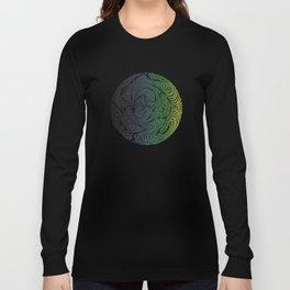 Swirls 2 Long Sleeve T-shirt
