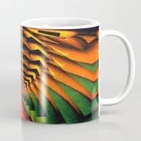 brasil Mugs featuring Brasil by Lyle Hatch