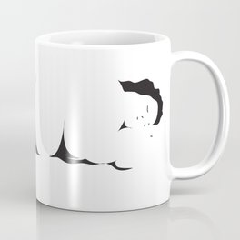 Dormant Girl Coffee Mug