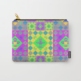 Indian patchworks48 Carry-All Pouch