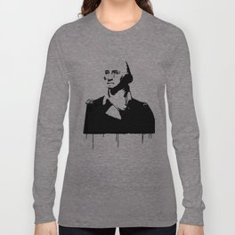 George Washingtear Long Sleeve T-shirt