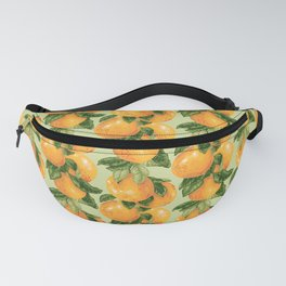 Grapefruit branches Fanny Pack