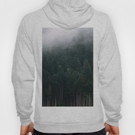 Mystic Pines - A Forest in the Fog Hoody