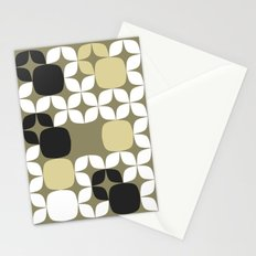 Deco Blocks Stationery Cards