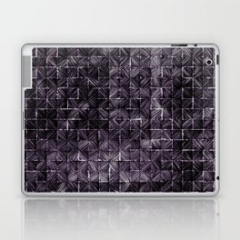 Ink Stitch: Amethyst (dark) Laptop & iPad Skin