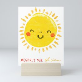Moghrey Mie Ghrian Mini Art Print