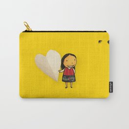 Share your Heart Carry-All Pouch