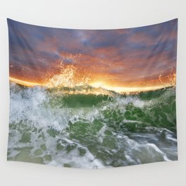 Rapid Fire Wall Tapestry