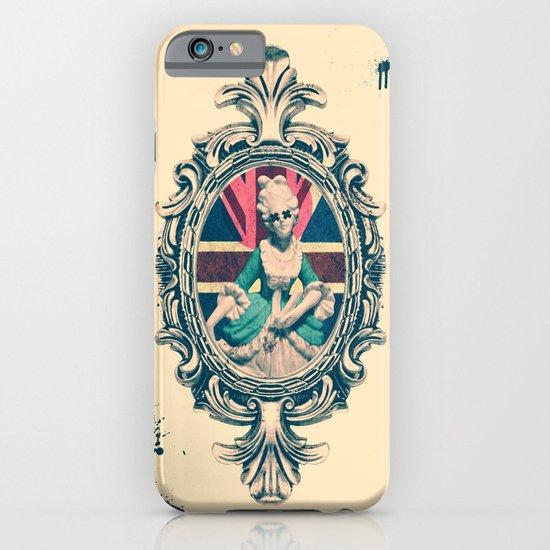 Bourgeoisie Woman iPhone & iPod Case