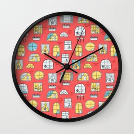 Windows Wall Clock