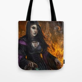 The last witchery Tote Bag