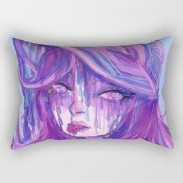 Pink Lagoon Rectangular Pillow