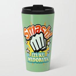 Izuku Midoriya Smash! Travel Mug